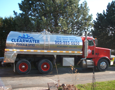 Delaware bulk water delivery service delivery service for Bulk water delivery for swimming pools